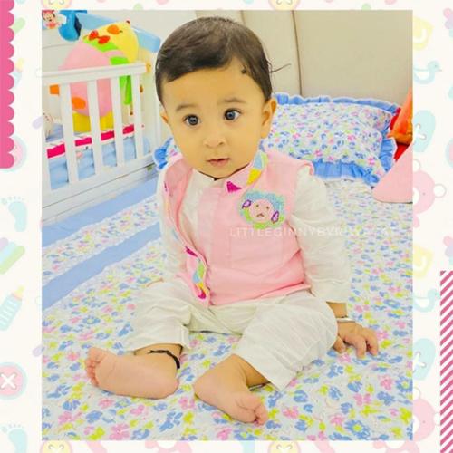 Baby Boy Nehru Jacket