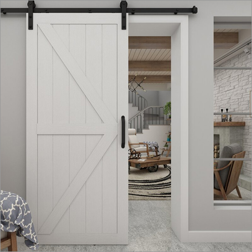 PVC Hollow Door