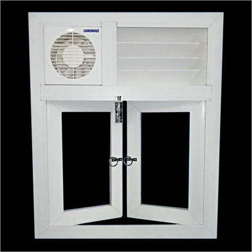 PVC Windows and Ventilators