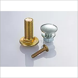 Round Head Square Neck Carriage And Coach Bolt