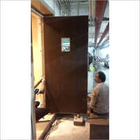 Promate Wooden Fire Door