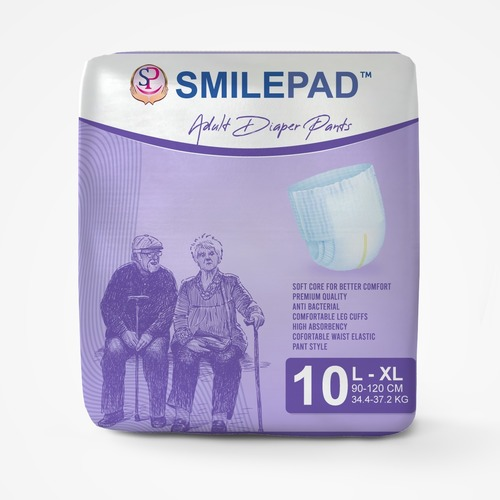 Smilepad diaper
