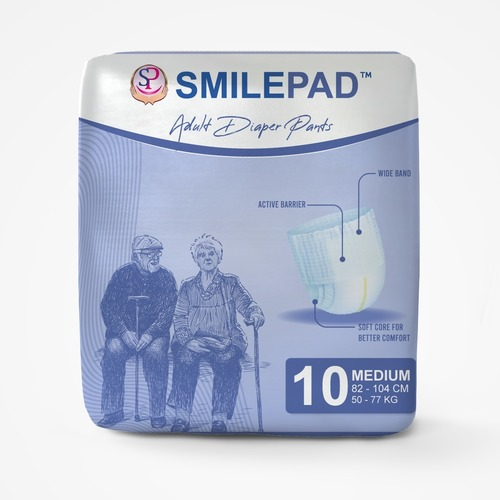 Smilepad Adult Diaper
