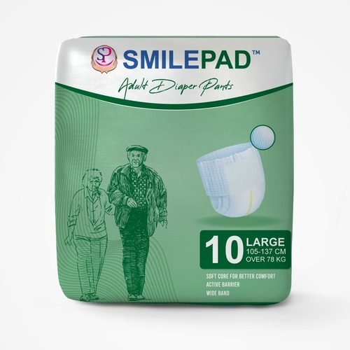Smilepad Adult Diaper Large