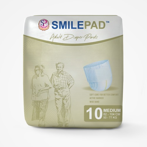 Smilepad Adult Diaper Small