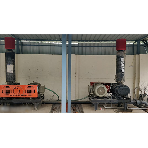 Water Cooled Blower