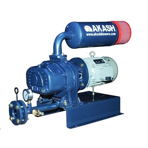 1 HP Direct Coupled Blower