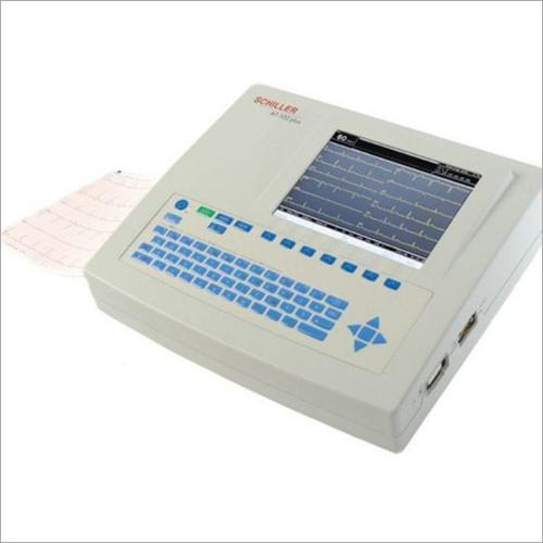 Cardiovit AT-102 Plus ECG Machine
