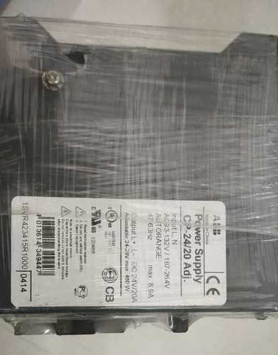 ABB  Power supply  Cp-24/20 adj