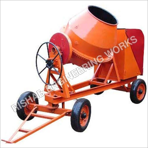 Half Bag Mobile Concrete Mixer Machine