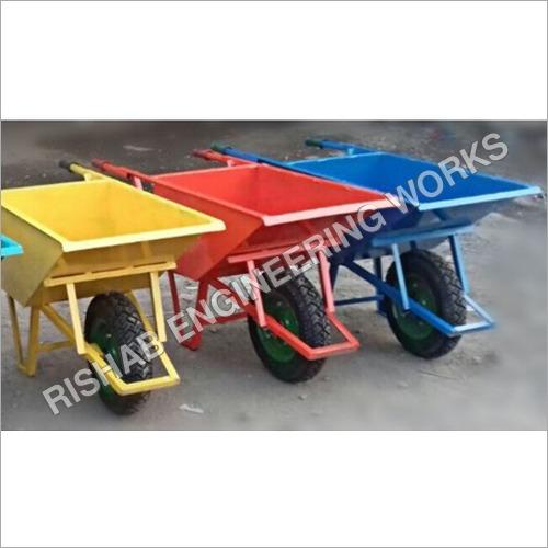 Single Wheel Concrete Trolley