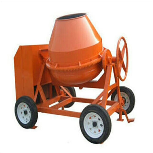 Portable Concrete Mixer Machine