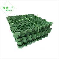 Plastic Celular Confinement System Grass Lawn  Paver Grid