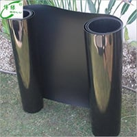 HDPE Bamboo Root Barrier Corrugated Plastic Roofing Sheets