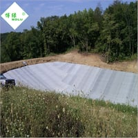 PP and PET Nonwoven Geotextile