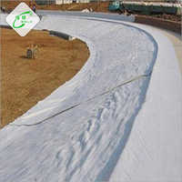 Polyester PET-PP Non Woven Polyester Fabric Geotextile