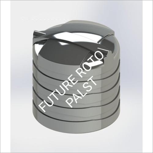 Vertical Tank Rotomoulding Mould