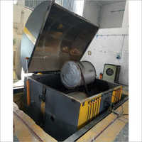 Close Oven Rock And Roll Rotational Moulding Machine