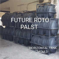 2500 L Horizontal Water Tank Mould