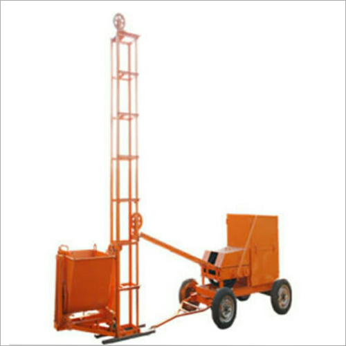 Industrial Hoist Lift