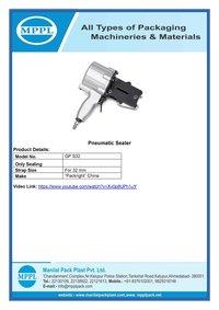 Pneumatic Sealer GP S32
