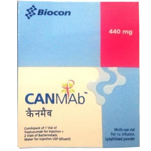 Canmab 440mg Trastuzumab Injection