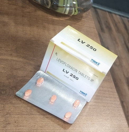 Levofloxacin Tablets 250mg