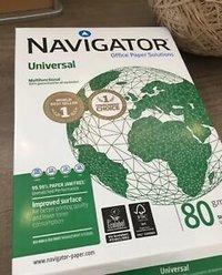 80gsm 70gsm A4 A3 Copy Paper Navigator Paper