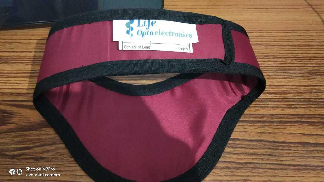 Radiation Protection Thyroid Shield