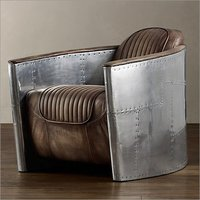 Aviator Leather Sofa