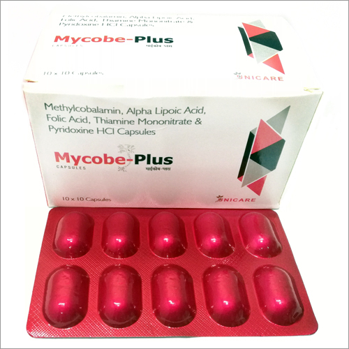 Mycobe-Plus Capsules