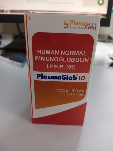 PLASMAGLOB 10MG,-100ML I.V.USE