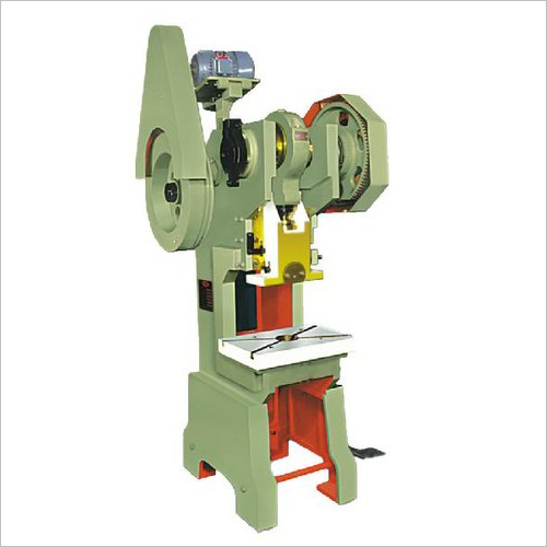 C Frame Mechanical Power Press