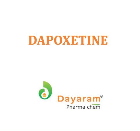 DAPOXETINE API