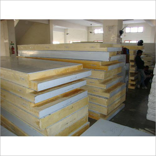 Polyurethane Foam Insulated Panel