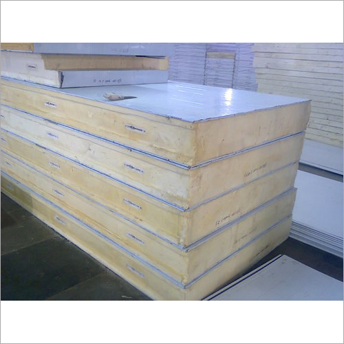 Svarn Insulated Polyurethane Foam PUF Panels