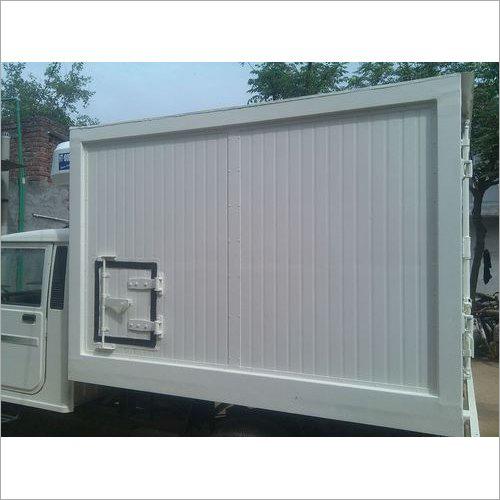 Svarn Prefabricated Insulated Vehicle Panels