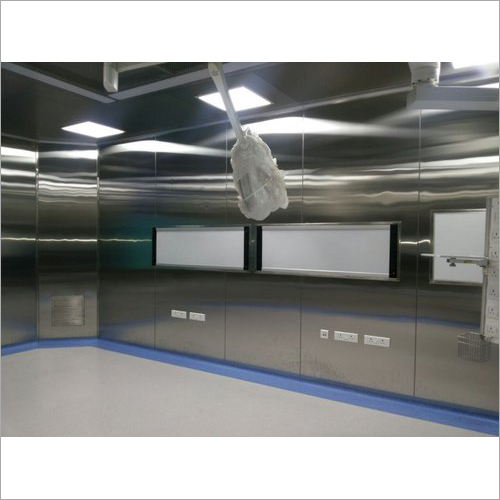 Modular Operation Theater Panels