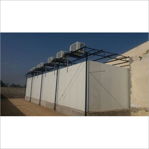 Svarn Prefabricated Cold Room