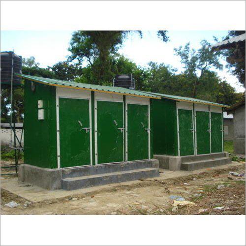 Prefab Toilet Cabin