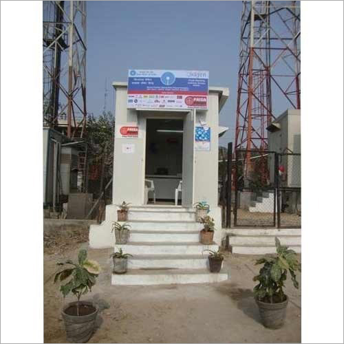 Svarn Prefabricated ATM Cabin