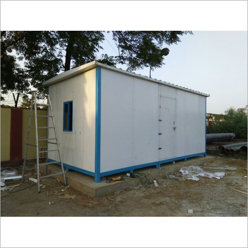 Svarn Prefabricated Office Cabin