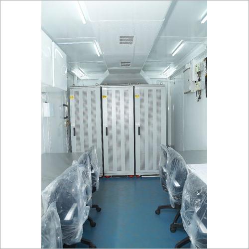 EMI Shielded Defence Shelter
