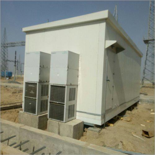 AC Kiosk Shelter
