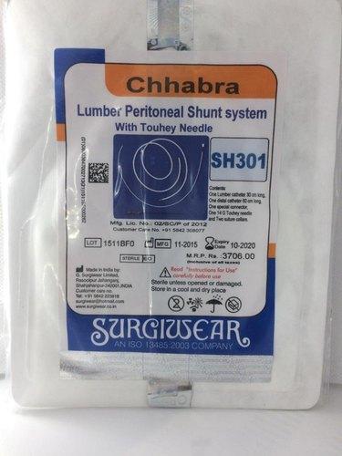 Surgiwere Chabra Shunt