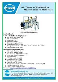 CS2-FAM Combo Machine