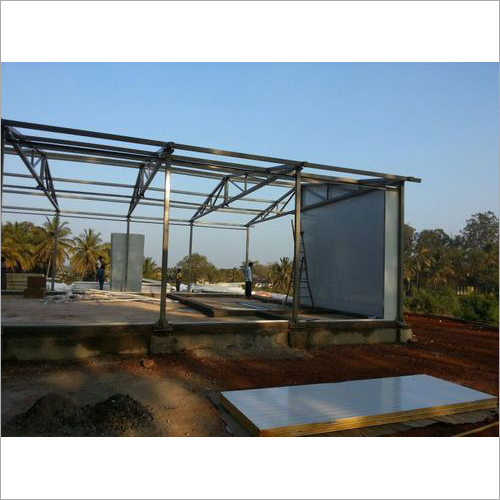 Svarn Prefabricated Industrial Building Structure