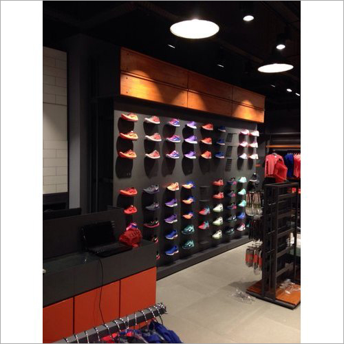 Svarn Sports Shoe Display Fixture