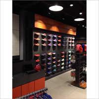 Svarn Sports Shoe Display Fixture