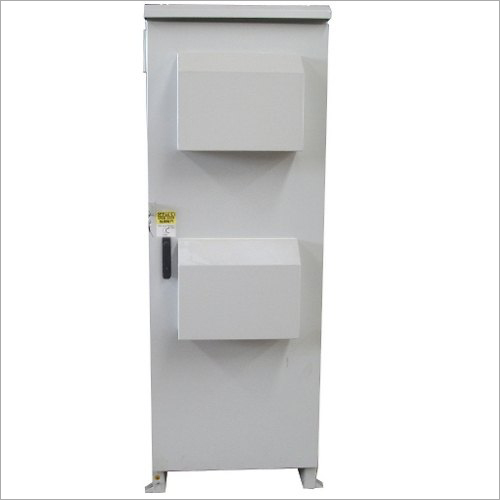 Svarn IP 55 42U Floor Type Outdoor Telecom Cabinet